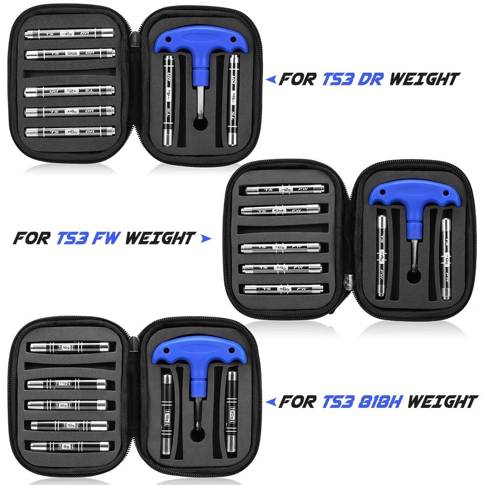 Golf Weight Screw Fit Set for Titleist TS3 818 Hybrid Magnetic Weight 8G 10G 12G 14G 16G 18G 20G golf club golf accessories