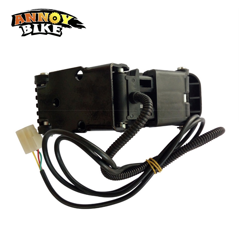 250W 24V Foot Accelerate Pedal Throttle Speed Control Brake Pedal for Scooter