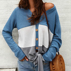 Knitted Long Sleeve ...
