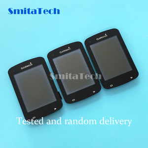 Edge 820 For Garmin EXPLORE 820 lcd Display With Touch Screen Bicycle Speed GPS Panel , Double Side Tape,Glass Film .repair part