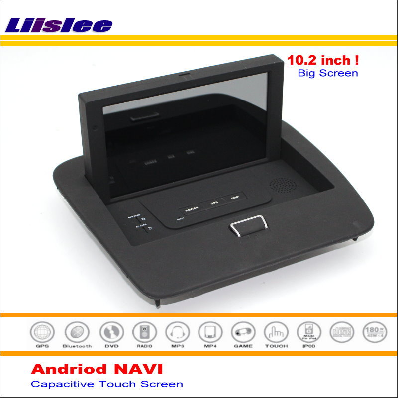 Liislee Car Android GPS NAV Navi Map Navigation System For <font><b>Volvo</b></font> V50 / <font><b>S40</b></font> 2004~2012 <font><b>Radio</b></font> Stereo Audio Multimedia No DVD Player image