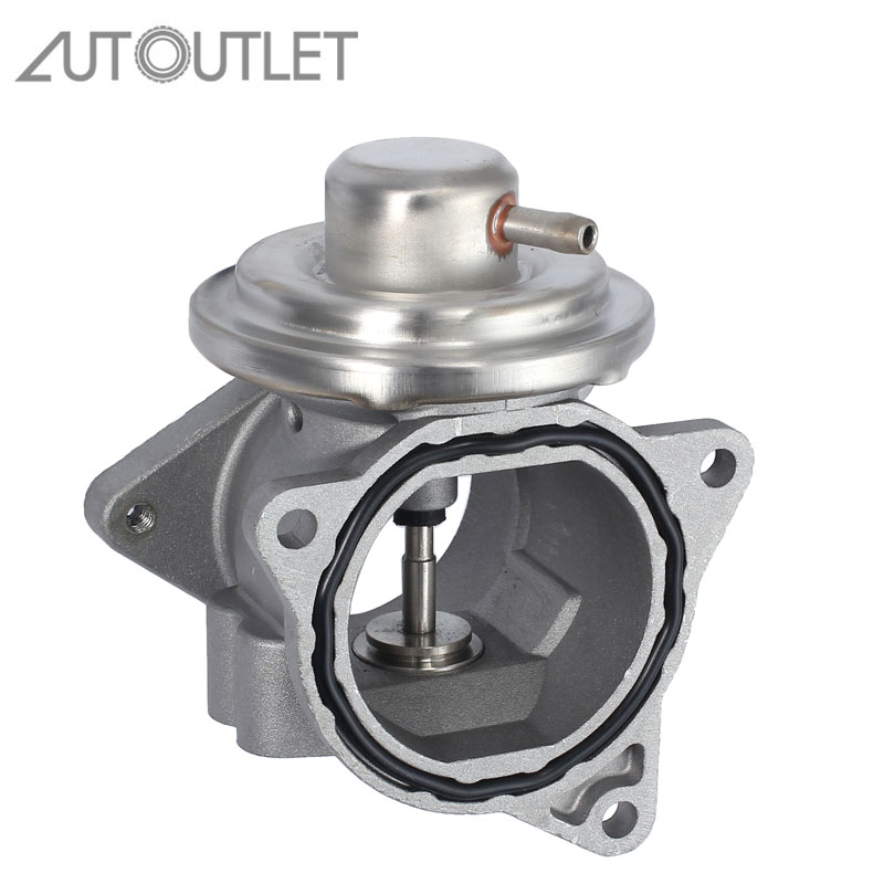 AUTOUTLET EGR Valve with Gasket For AUDI Golf <font><b>038131501AN</b></font> 038131501AF 038129637D 038131501S MN980163 MN980325 AGR VALVE image