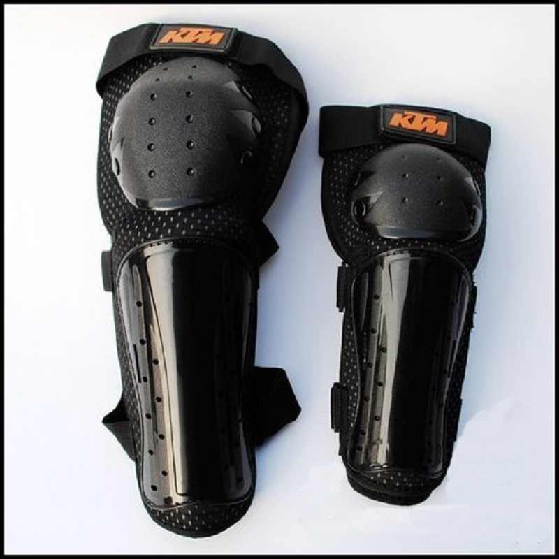 KTM รถจักรยานยนต์ Off-road ป้องกันเสื้อผ้าเข่าและข้อศอก Pad ขี่สี่ชิ้นชุดป้องกันเสื้อผ้า Race Car เกราะกันกระแทก