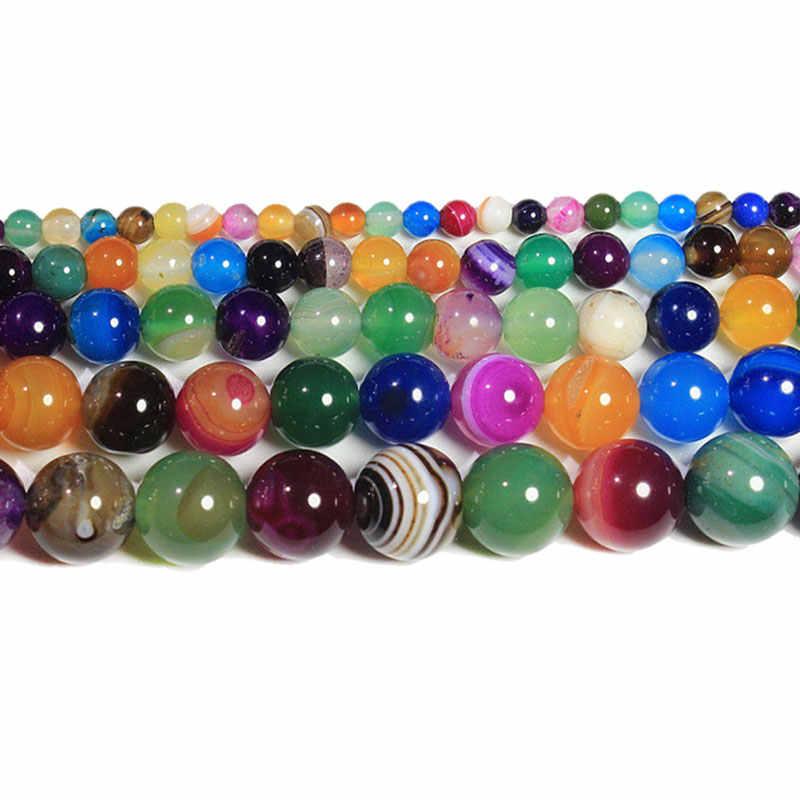 شحن مجاني الفيروز الطبيعي جاسبرز الجولة الخرز الحجر الطبيعي لصنع المجوهرات قلادة سوار ذاتي الصنع 4/6/8/10 مللي متر