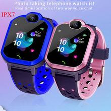 Детские gps Смарт наручные часы мини телефон камера для Android телефон мат Мода Элегантный так много развлекательных функций просто