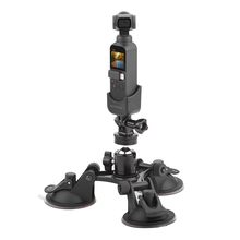 Car Suction Cup Holder Mount for DJI Osmo Pocket Car Glass Sucker Holder Driving Recorder Tripods DJI OSMO Pocket Accessories car suction cup holder mount for dji osmo pocket car glass sucker holder driving recorder tripods dji osmo pocket accessories
