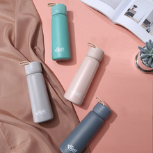 Small Insulated Cups Thermos Bottle Vacuum Flask 304 Stainless Steel Water Bottle Double Wall Travel Coffee Mug Thermal Cup joudoo 550 750ml stainless steel thermos for water bottle insulated tumbler cups coffee travel vacuum flasks thermal kettle 35
