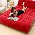 Новая Lnflatable кровать для дома  двуспальная воздушная кровать  надувной матрас  утолщенная портативная воздушная кровать  напольная ленивая ...