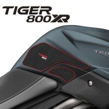 Naklejki na motocykl podkładka boczna naklejka na zbiornik paliwa antypoślizgowa naklejka na Triumph Tiger 800 XR XRX XRT XCX XCA XC2015-2019 naklejki