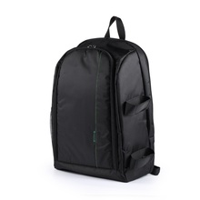 Waterproof DSLR Camera Bag with Rain Cover Backpack Video Photo Bags for Camera with Adjustable Padded Dividers Soft Bag new pattern national geographic ng a5290 camera bag backpacks video photo bags for camera backpacks bags
