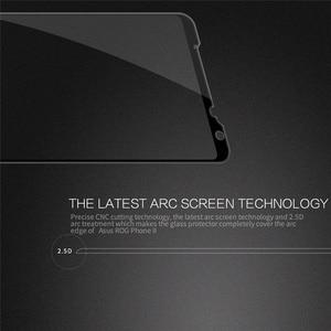 Image 4 - Dla Asus ROG Phone 2 szkło hartowane NILLKIN pełne pokrycie przeciwwybuchowe szkło hartowane CP + pro