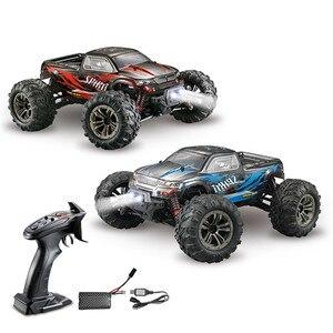 Image 3 - Бесщеточный автомобильный двигатель RC Drift, бесщеточный ESC 2,4G RC автомобиль 4WD 52 км/ч, скоростная Багги монстр грузовик, Антивибрационная игрушка для дрифта