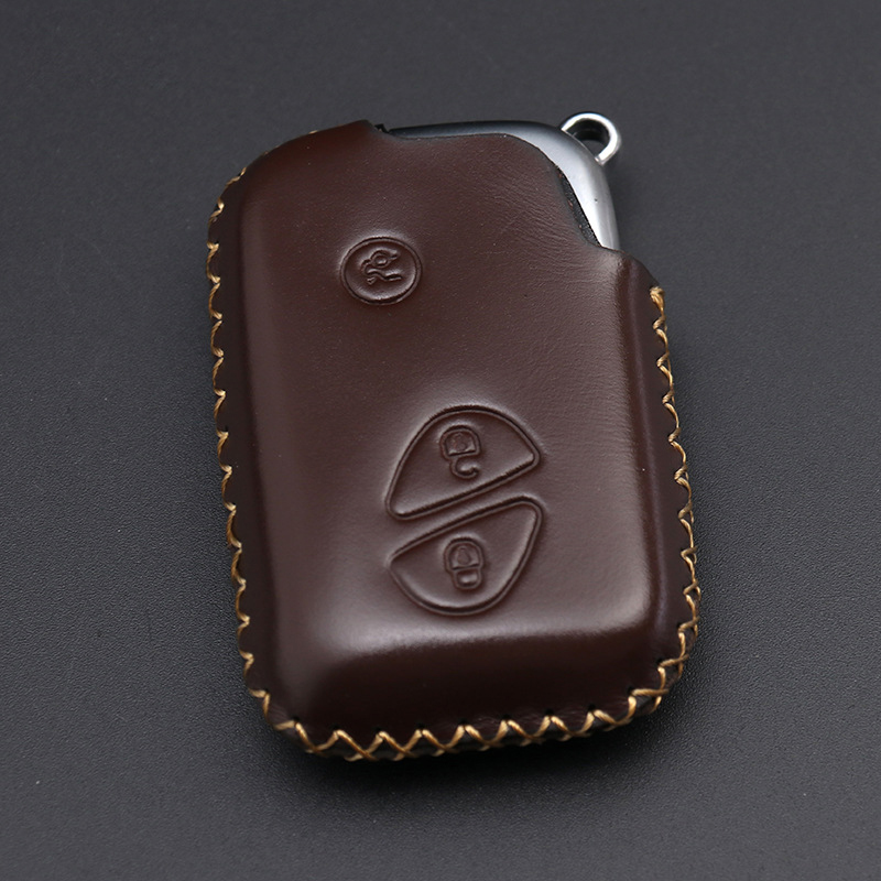 For Lexus Rx Key Case For Lexus Rx 350 Rx330 RX270 RX350 RX450 RX270 Key Cover Leather Smart Car Key Cover Cheap Case For Keys