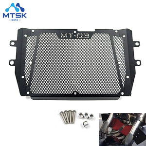 For Yamaha MT-03 MT03 MT 03 FZ 03 2016 2017 2018 Naked bike Motorbike Radiator Grille Grill Guard Cover Protection MT-03 FZ03
