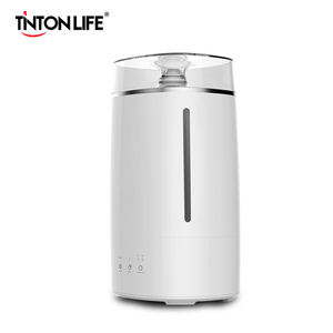 Xiaomi Deerma Household Air Humidifier Air Purifying Mist Maker Timing With Intelligent Touch Screen Adjustable Fog Quantity(China)