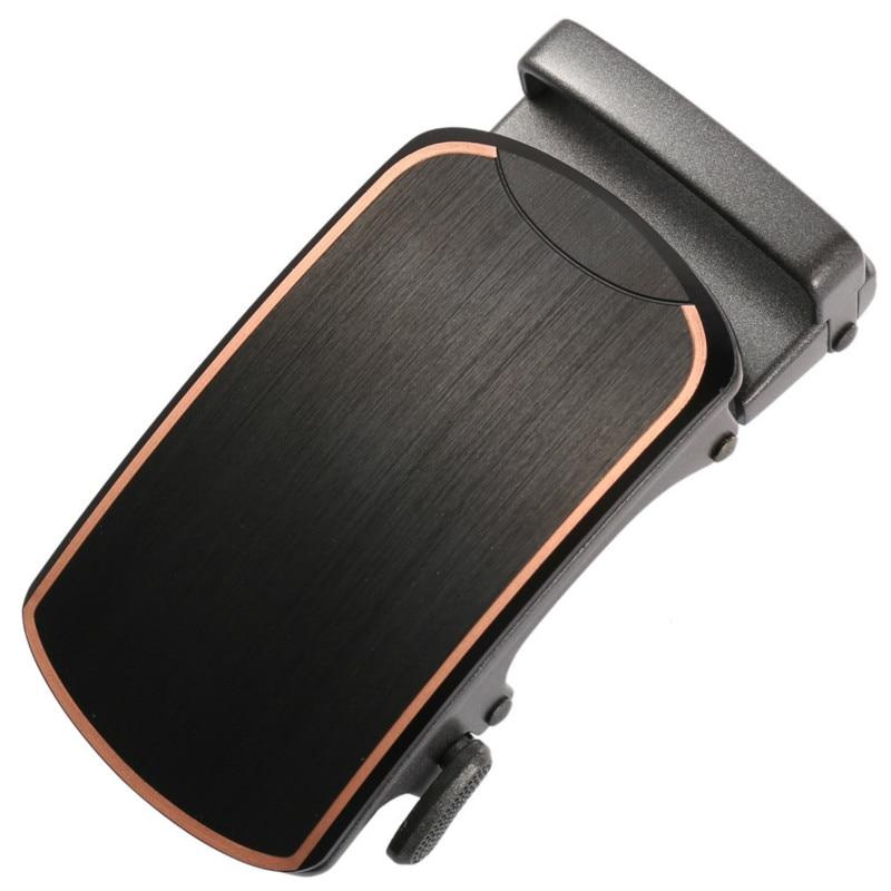 Fashion Men's Business Alloy Automatic Buckle Unique Men Plaque Belt Buckles 3.5cm Ratchet Men Apparel Accessories LY136-222850