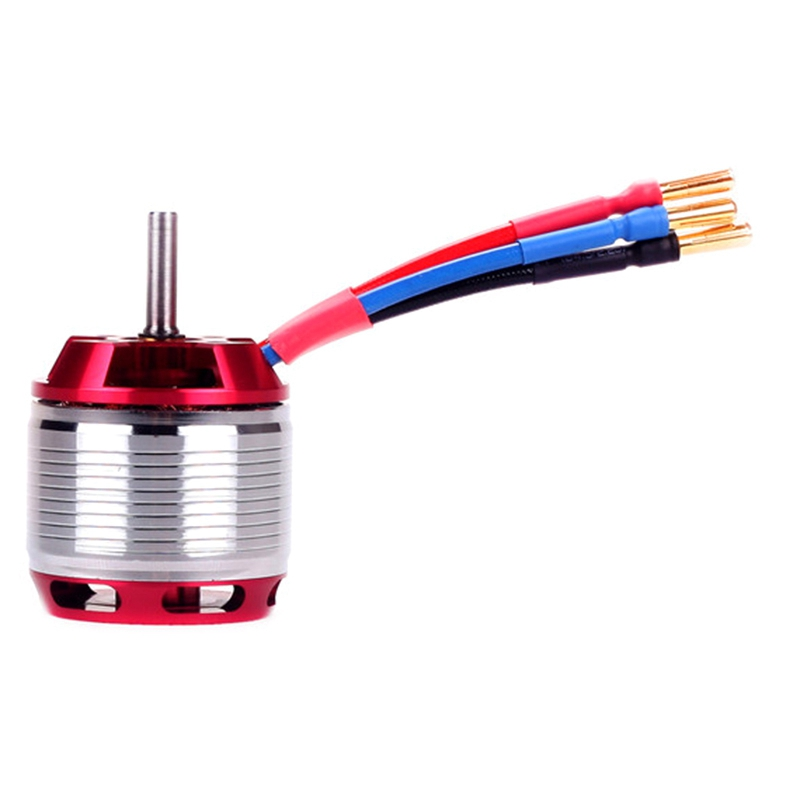 Retail Gartt HF1600KV 1700W Brushless Motor For 500 Align Trex RC Helicopter HF500-1600KV 1700W Motor For RC Helicopter