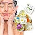 OMY DAME aminosäure Handgemachte Seife 100% Rein Natürlichen Pflanzlichen Seife für Gesicht Hand Körper Bad Blume Seife Nähren Haut anti-allergie