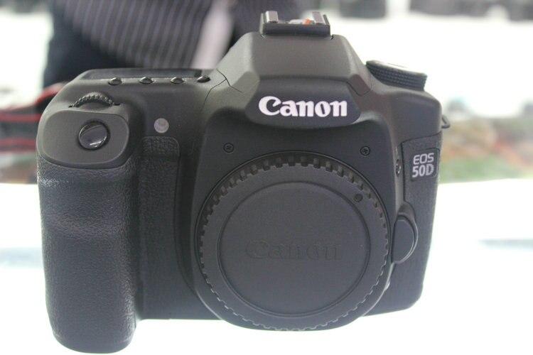 Использованная цифровая зеркальная камера Canon EOS 50D (только корпус)