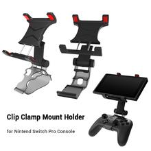 Bracket Clip-Mount-Holder Games-Accessories Nintend-Switch Pro-Console Clamp Adjustable