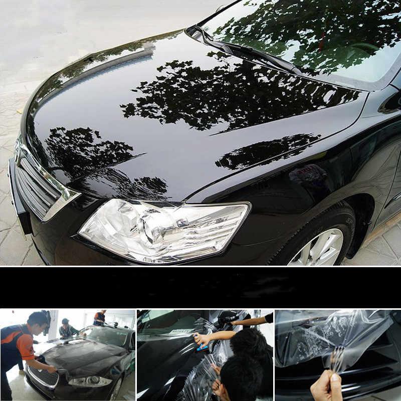 Adesivo de carro Film Vinil Transparente Transparência para Mercedes Benz E53 C63 C43 C-Classe AMG GL550 F800 A200 ML500 ML350 GL450 A180