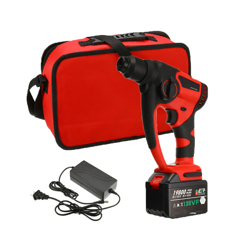 88V/128V 800W Electric <font><b>Drill</b></font> With Or 2 Power