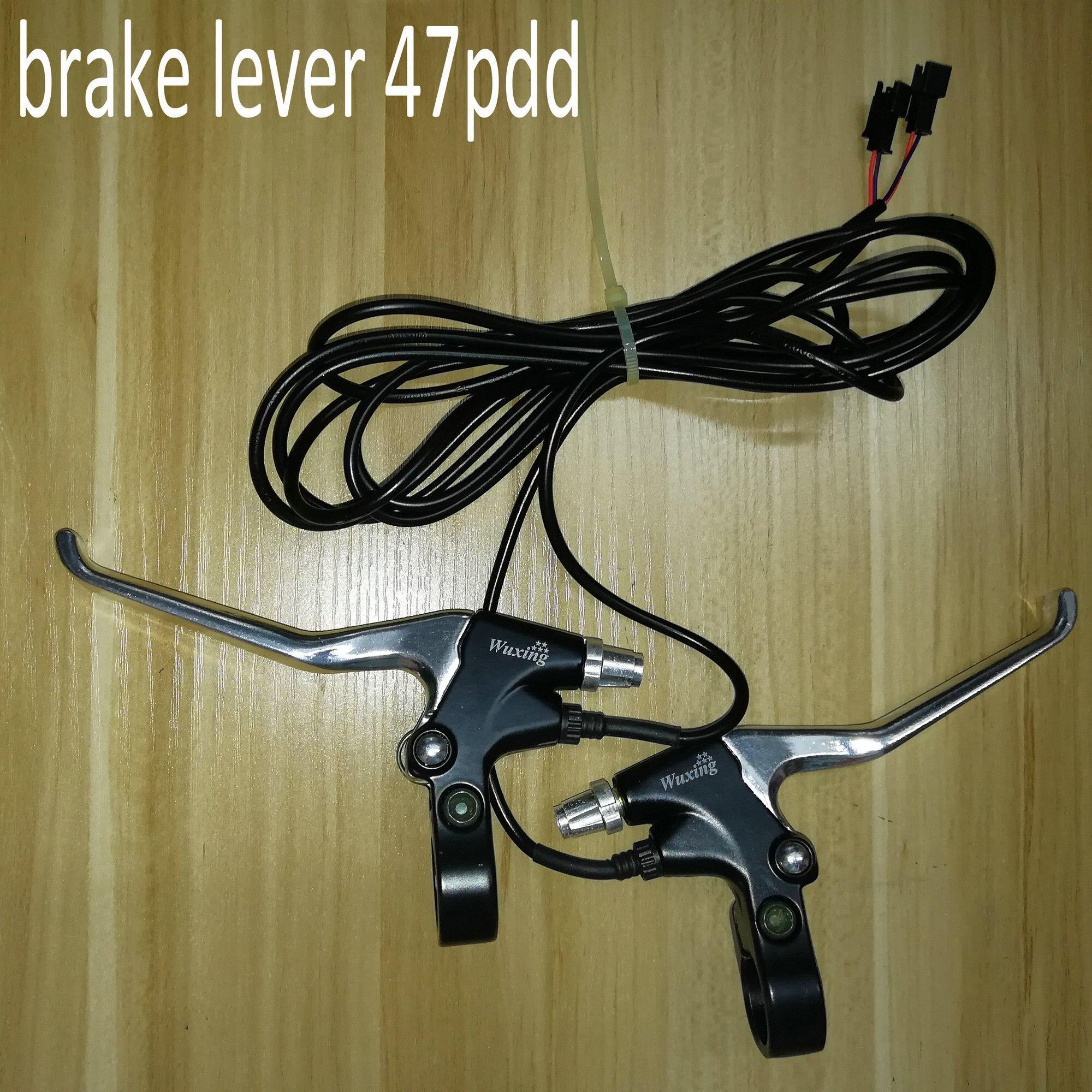 Elektro Scooter Bremse Bremsgriff Brake Handle