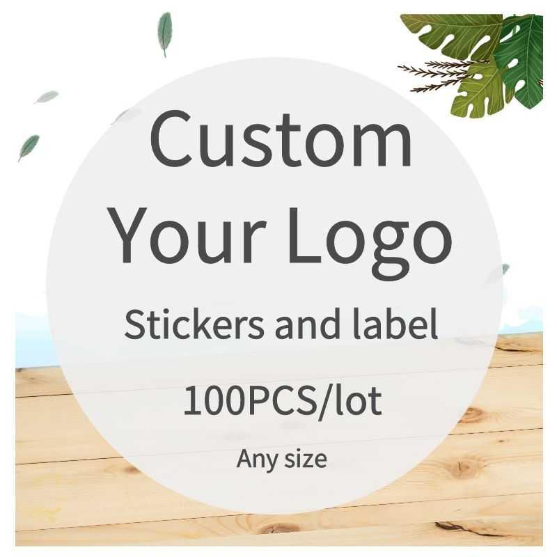 100 adet özel yapışkan ve özel LOGO/düğün çıkartmaları/tasarım kendi çıkartmalar/kişiselleştirilmiş çıkartmalar gıda ve içecek etiketleri
