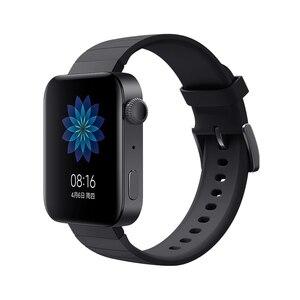 Image 2 - Xiao Mi Smart Mi นาฬิกา GPS NFC WIFI ESIM DRIVERS BY โทรศัพท์สร้อยข้อมือ Android นาฬิกาข้อมือกีฬาฟิตเนสบลูทูธ Heart Rate Monitor TRACK
