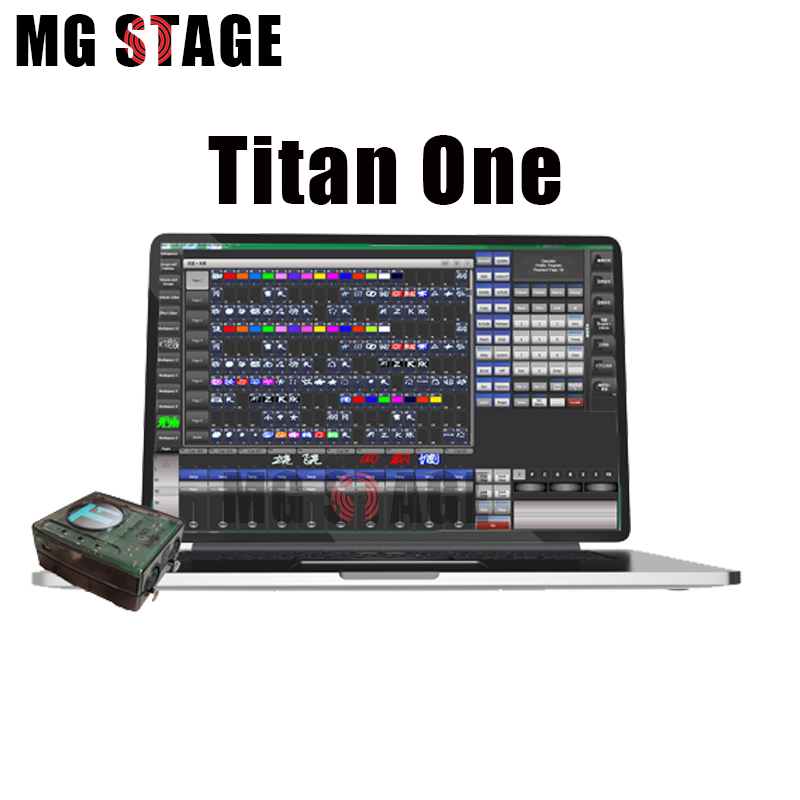 Titan One USB Interface Lighting Controller
