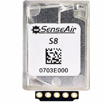 цена на S8 0053 Carbon Dioxide Infrared CO2 sensors for SenseAir Miniature 10,000ppm CO2 Sensor