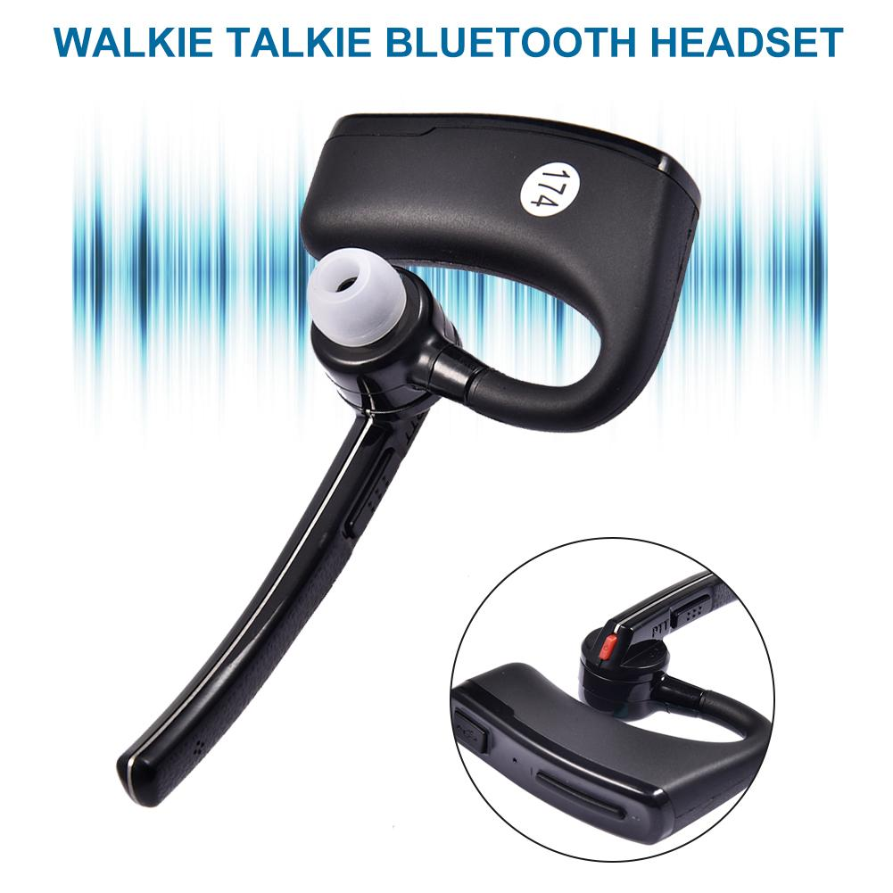 Wireless Walkie Talkie Earphones Bluetooth Headset For GP Series GP2000 FD-150A TC500  Headset Adapter Accessories