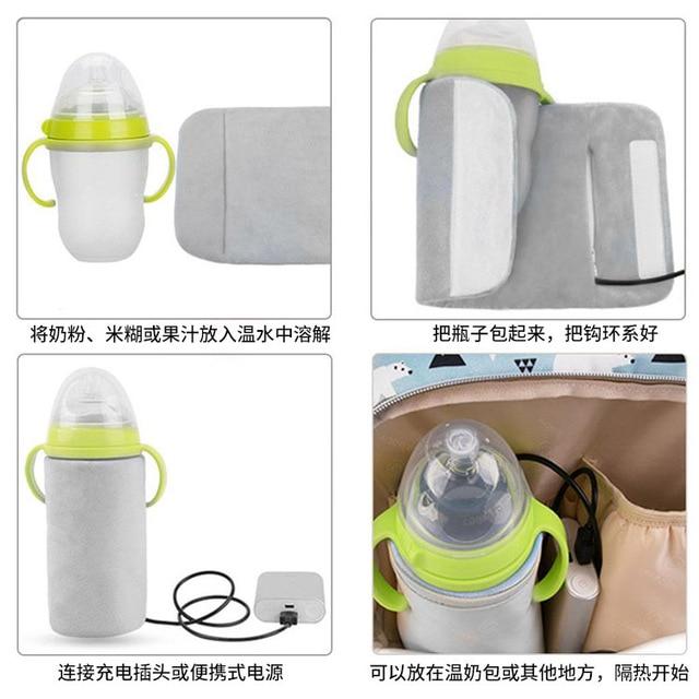 Dispositif portatif pour le lait chaud nourrisson | Pour bébé, dispositif pour le lait chaud des enfants, Type voiture constante, dispositif pour leau chaude du lait