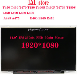 T470 laptop lcd-scherm voor lenovo 14.0