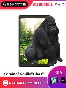 Tablets PC Android Octa-Core Iplay-20 1920--1200ips 4GB 64GB ALLDOCUBE 64GB-ROM