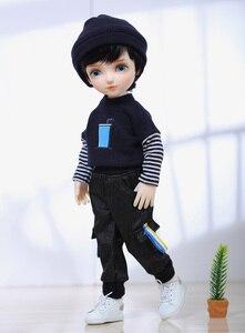 Image 5 - BJD SD בובות להיות Shuga פיות Pomy 1/6 YoSD גוף שרף דגם תינוק בנות בני צעצועי עיניים באיכות גבוהה אופנה חנות אריזת מתנה אגב