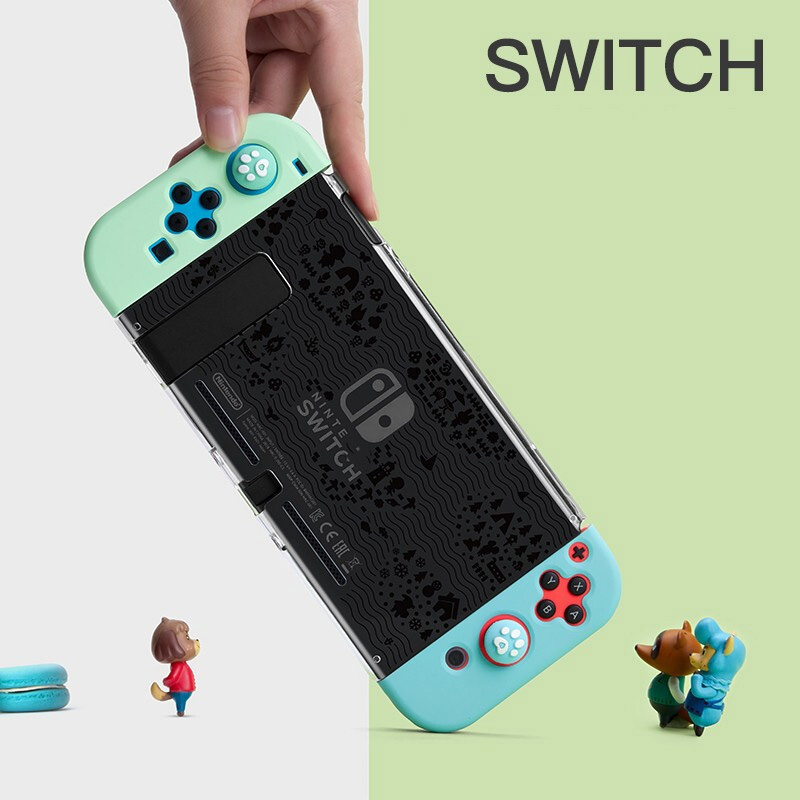Mod-X for Nintendo Switch Bag Case Animal Crossing Swicth nintendoswitch Nintend Switch NS NX Back Case Joy Con Cover Accessory(China)