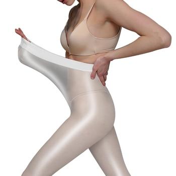 New Summer Women Tight Sexy Female Silk Stocking High Elasticity Woman Pantyhose Stockings Oil Light Nylon Tights Lingerie