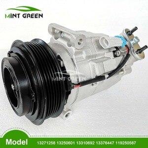 Image 5 - Auto ac Kompressor für Chevrolet Cruze 1,6 i 16V für Holden Cruze 1,8 ich 96966630 13271258 13250601 13310692 13376447 119250587