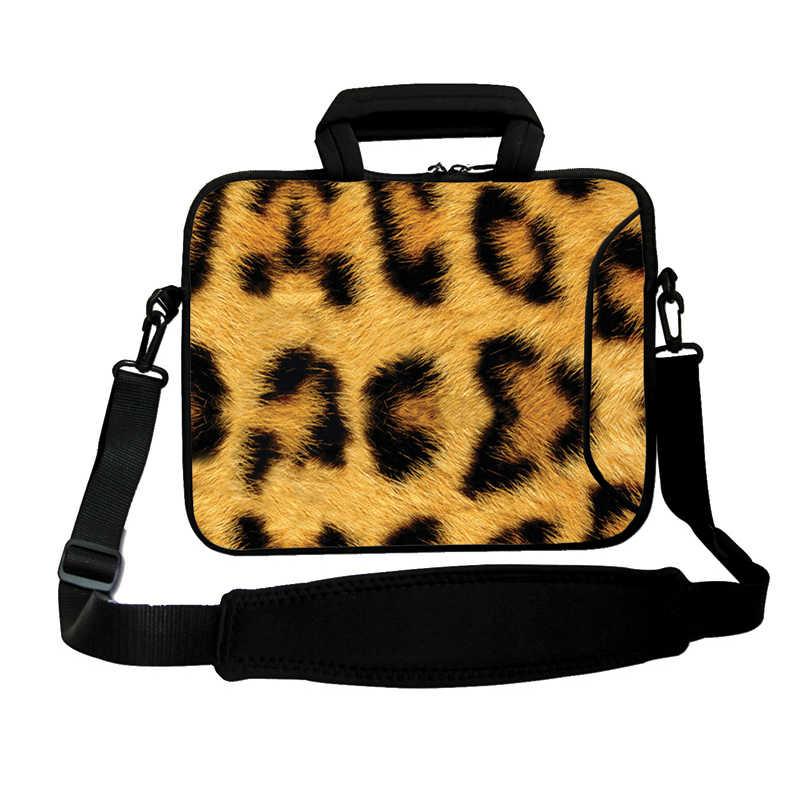 Laptop Schoudertas Case Handvat Pocket 10 Tablet 10.1 12 13.3 14 14.1 15.6 17 Notebook Slanke Aktetas Voor Macbook pro Pro Retina