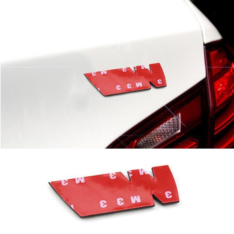 1 шт. 5,9*2,2 см Автомобильная наклейка, Авто Наклейка для BMWs M M6 M5 M4 GTS M3 X5M X6M Performance Power E90 E60 E46 F10 E39 X7 X6 X5 X4 X3 X1