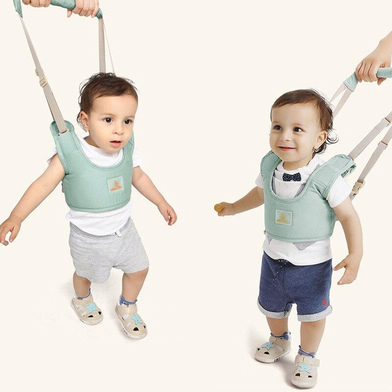 Baby Kids Walker Assistant Harness Safety Toddler Belt Walking Wing Infant Safe