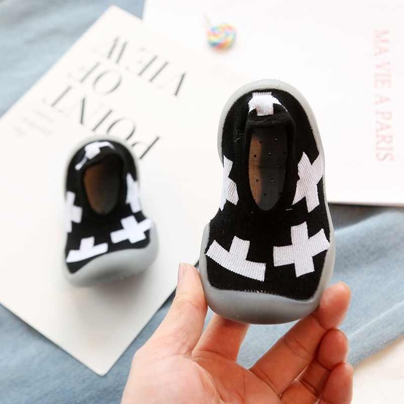 מותג מעצב תינוק נעלי ילד ילדה אופנה פעוט נעליים חדש נולד ראשון הליכונים יפה תינוק נעלי ילדים אנטי להחליק סניקרס