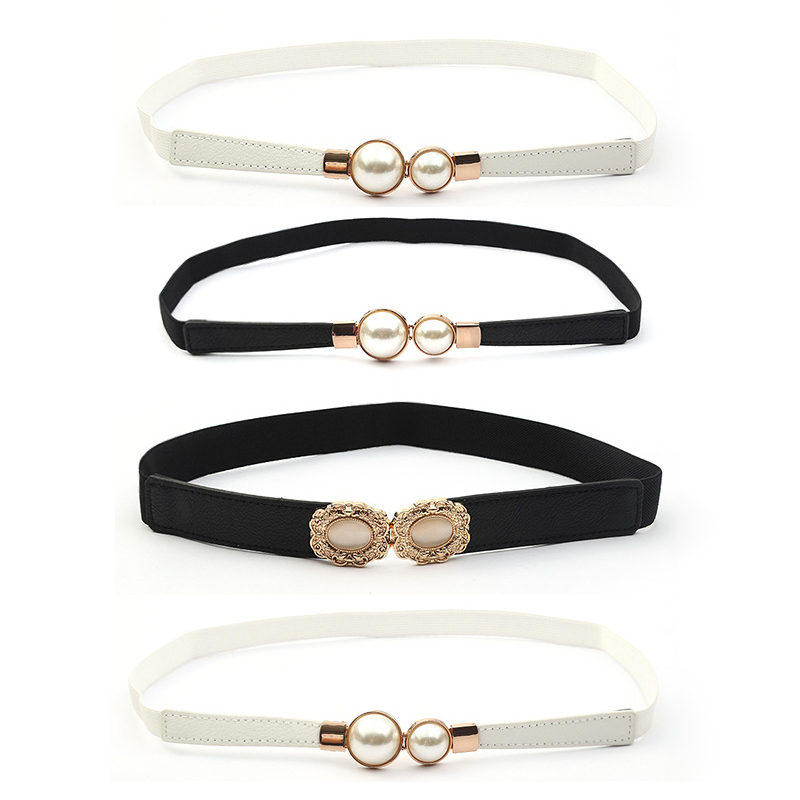 Fashion PU Leather Belts For Women Soft Dress Belts Wide Corset Cummerbunds Strap Pasek Damski Female Burgundy Belt Girls Riem