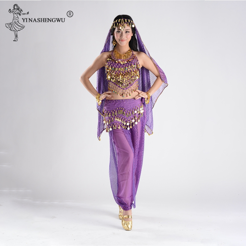 Indian Clothes For Ladies Belly Dance Costumes For Sale Pants Women Bollywood Indian Egyptian Belly Dress Dance For Adult