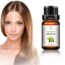 10 мл Morocco Glycerin чистое натуральное увлажняющее эфирное масло для женщин, с длинными волосами поврежденных и сухих волос обслуживание сыворотки TSLM1