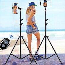 אוניברסלי Selfie עם גמיש נייד טלפון מחזיק סוגר עצלן שולחן מנורת Stand עבור Tik Tok לחיות זרם משרד מטבח Bluetooth
