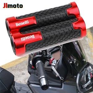 Image 1 - For Benelli BN600 BN302 TNT300 TNT600 BN TNT 600 300 7/8 22MM Motorcycle Accessories Handle Bar Grip Hand Grips Handlebar Grip