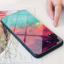 Luxury Tempered Glass Case For Huawei P9 P10 Plus P20 P30 Pro P30 Lite
