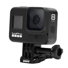 Originele Gopro Hero 8 Zwart Waterdichte Actie Camera 4K Ultra Hd Video 12MP Foto 'S 1080 P Live Streaming Gaan pro Hero8 Sport Cam(China)